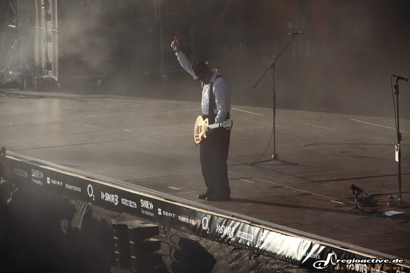 Social Distortion (live bei Rock am Ring 2011 Freitag)