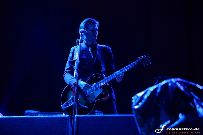 Interpol (live bei Rock am Ring 2011 Freitag)