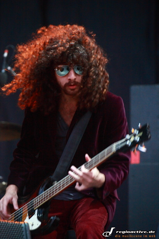 Wolfmother (live bei Rock am Ring 2011 Freitag)