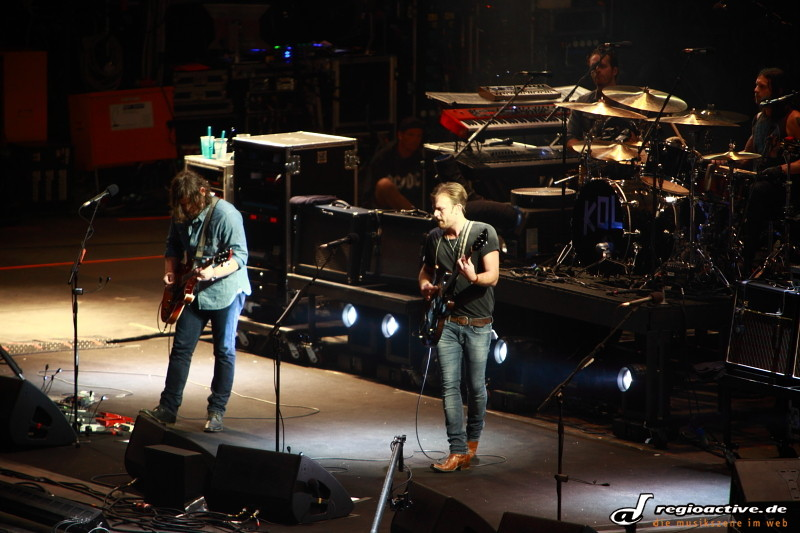 Kings Of Leon (live bei Rock am Ring 2011 Freitag)