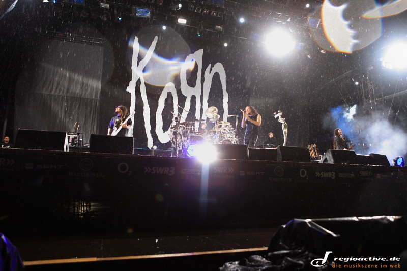 Korn (live bei Rock am Ring 2011 Freitag)