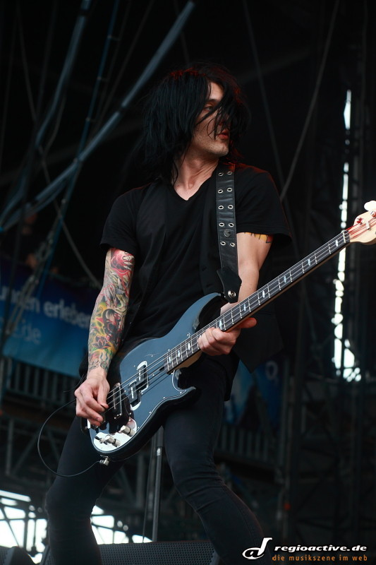 Duff McKagan's Loaded (live bei Rock am Ring 2011 Sonntag)