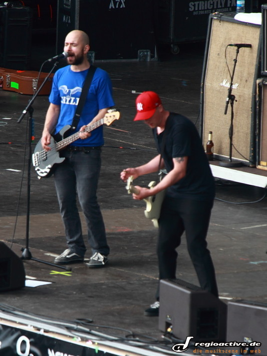 Millencolin (live bei Rock am Ring 2011 Sonntag)