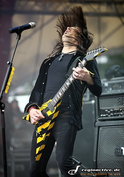 Stryper (Live auf der Loreley, 2011 - Rock the Nation)