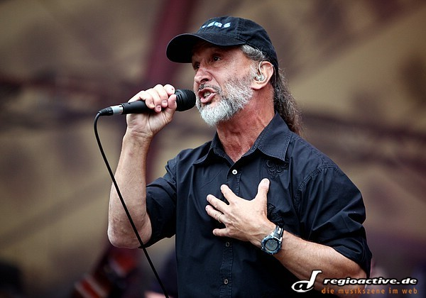 Progressiv - Fotos: Kansas live bei Rock the Nation 2011 auf der Loreley
