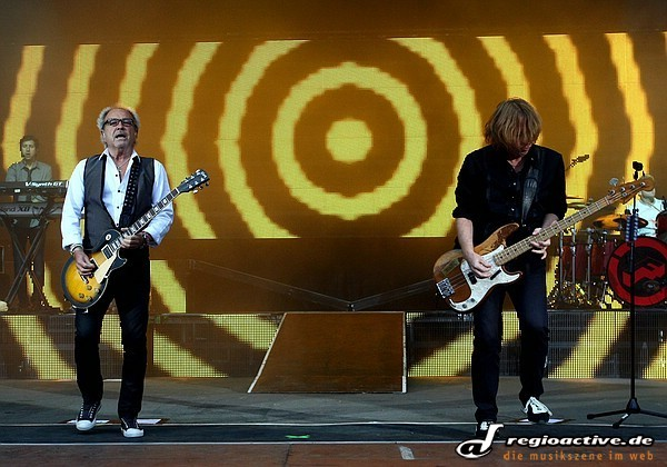 Foreigner (Live auf der Loreley, 2011 - Rock the Nation)